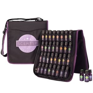 New Scentsy Essential Oil Carrying / Display Case